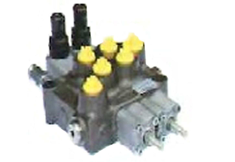 油圧バルブ2連