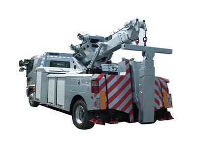 中型レッカー装置 中型旋回装置-SADR1032TR